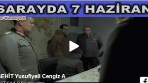 Sarayda 7 Haziran Videosu