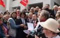 Av.Ömer Kavili Duruşmanın ertelendiğini haber veriyor