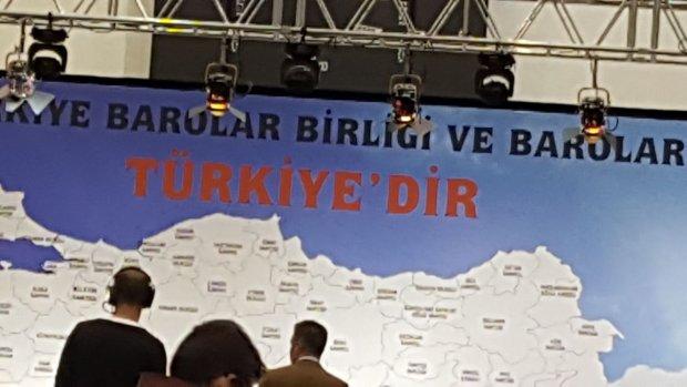 Türkiye Barolar Birliği 24 Şubat Toplantısı