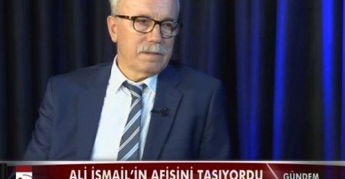 14.10.2015 - Cüneyt Akman'la Gündem Özel - Konuk: Av. Ayhan Erdoğan