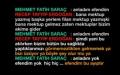 ALO Fatih 4 Recep Tayyip Erdoğan'ın Sağlık İluzyonu